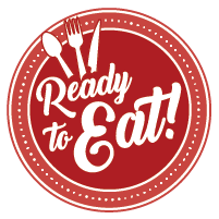 Ready to eat badge